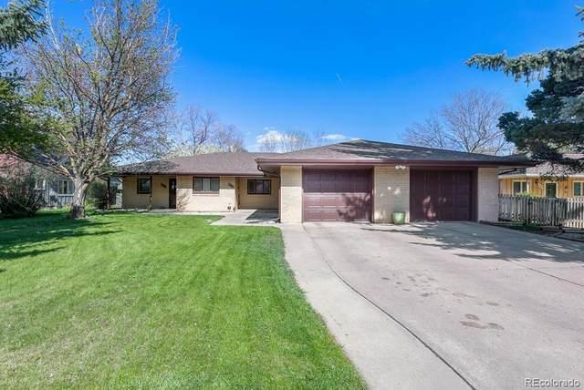 1105-1107 Kirkwood Drive, Fort Collins, CO 80525 (#7520446) :: Wisdom Real Estate