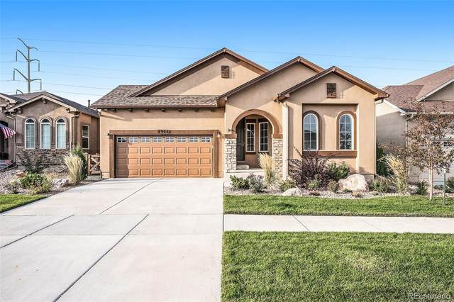 8966 Pacific Crest Drive, Colorado Springs, CO 80927 (#7520795) :: The Dixon Group