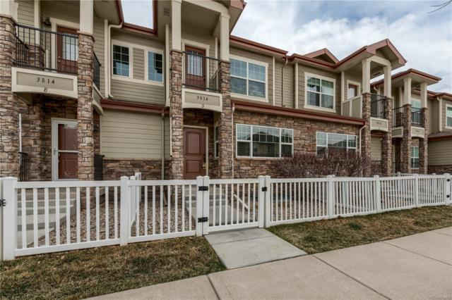 3814 Rock Creek Drive D, Fort Collins, CO 80528 (#7521387) :: My Home Team