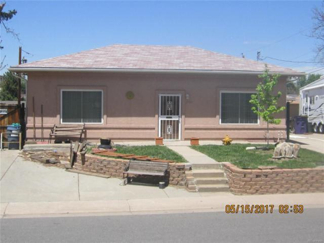 2791 W Mexico Avenue, Denver, CO 80219 (MLS #7521417) :: 8z Real Estate