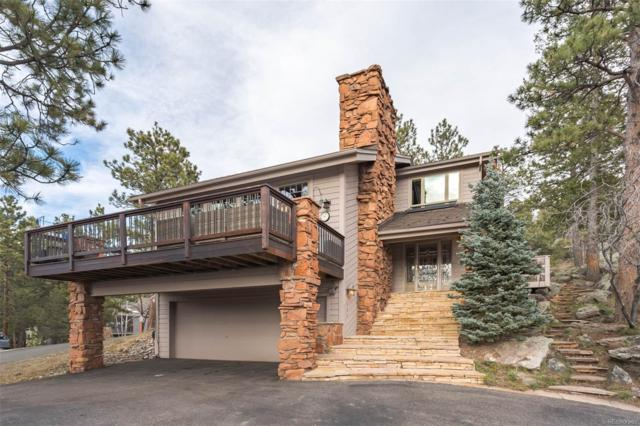 1635 Foothills Drive, Golden, CO 80401 (MLS #7521558) :: 8z Real Estate