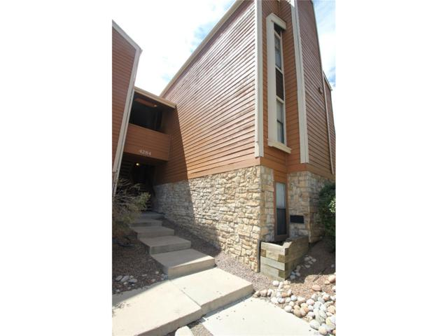4284 S Salida Way #6, Aurora, CO 80013 (MLS #7521669) :: 8z Real Estate