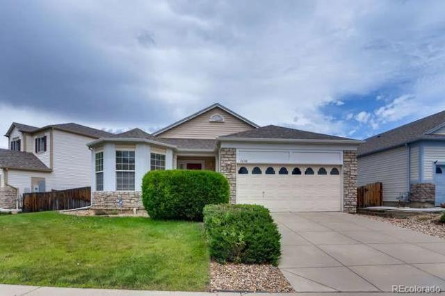 3630 Clover Creek Lane, Longmont, CO 80503 (#7521994) :: Mile High Luxury Real Estate