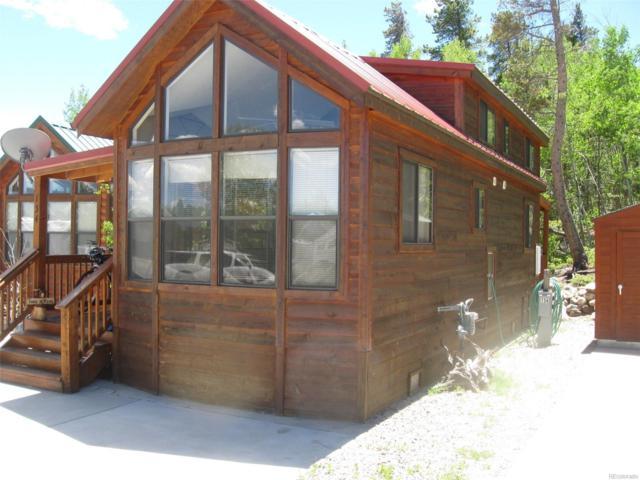134 Sunshine Loop, Fairplay, CO 80440 (MLS #7523045) :: 8z Real Estate