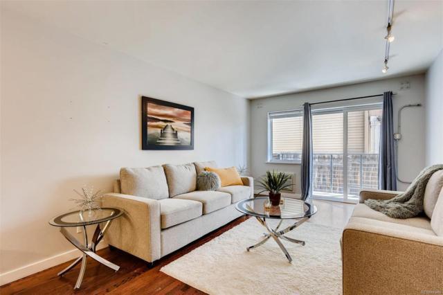 1245 Columbine Street #206, Denver, CO 80206 (#7523177) :: Wisdom Real Estate