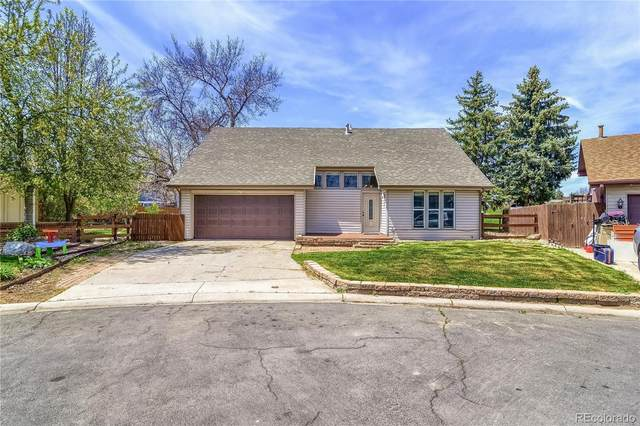 4 Pinon Place, Broomfield, CO 80020 (#7523444) :: The Brokerage Group
