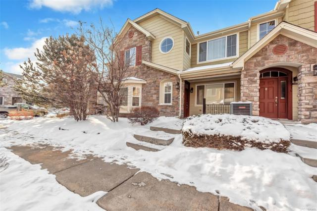 11211 Osage Circle B, Northglenn, CO 80234 (MLS #7523482) :: 8z Real Estate