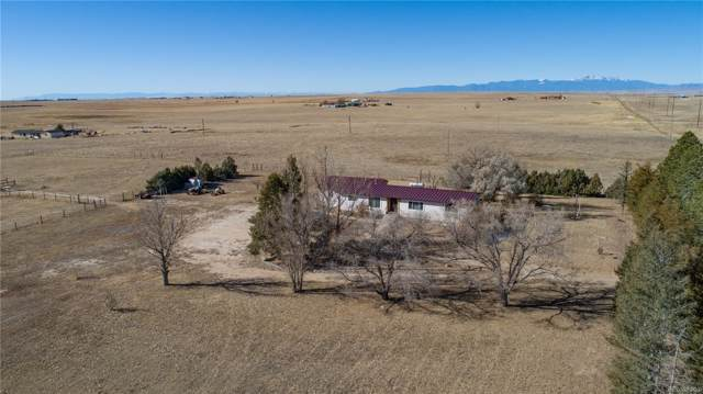 1480 N Lauppe Road, Calhan, CO 80808 (MLS #7523596) :: 8z Real Estate