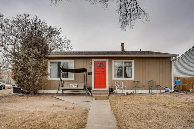 7890 Ladore Street, Commerce City, CO 80022 (MLS #7523810) :: 8z Real Estate