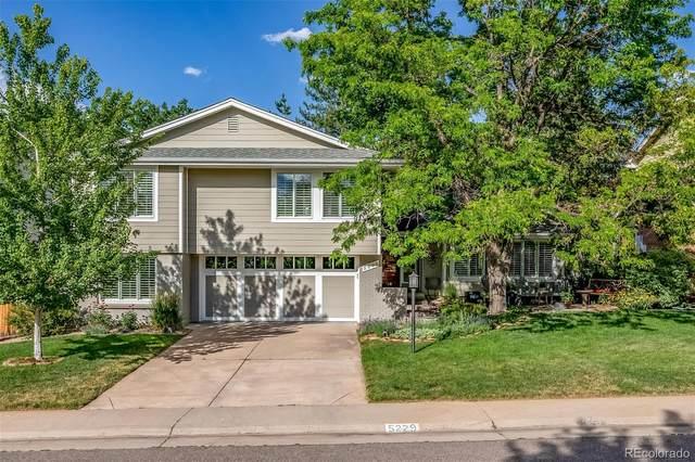 5229 E Caley Avenue, Centennial, CO 80121 (#7524285) :: HomeSmart Realty Group