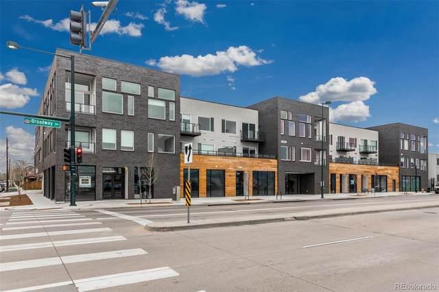 1616 S Broadway #217, Denver, CO 80210 (MLS #7524377) :: 8z Real Estate