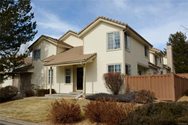 1996 S Xenia Way, Denver, CO 80231 (MLS #7524727) :: 8z Real Estate