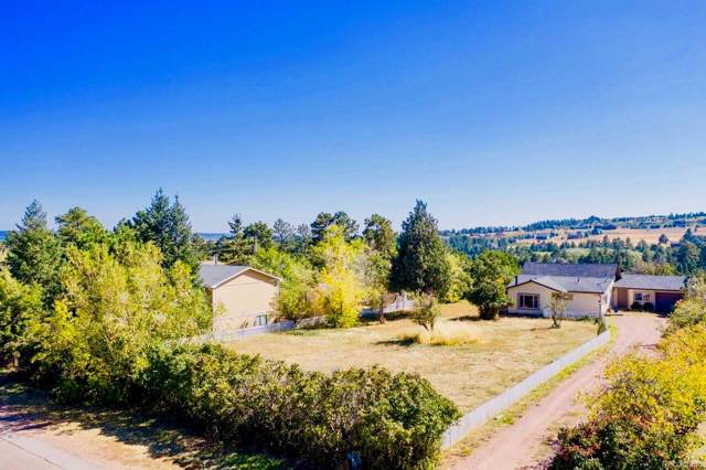 0 South Valley Road, Palmer Lake, CO 80133 (MLS #7524895) :: 8z Real Estate