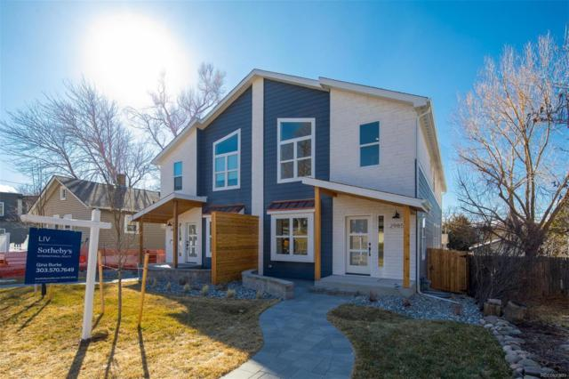 2985 S Sherman Street, Englewood, CO 80113 (#7525051) :: The City and Mountains Group