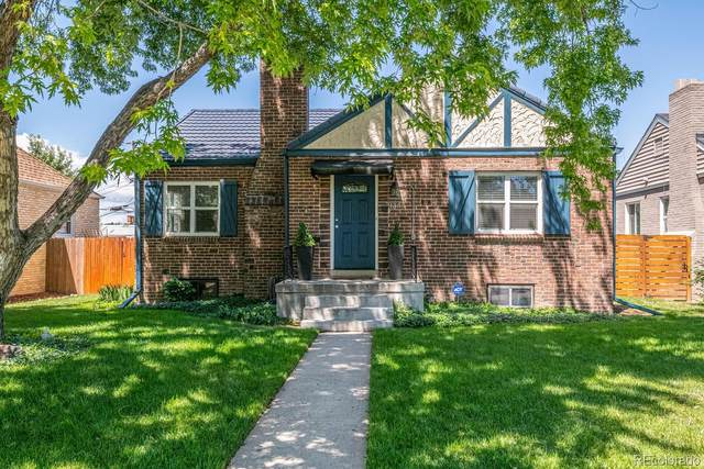 1363 Locust Street, Denver, CO 80220 (#7525247) :: West + Main Homes