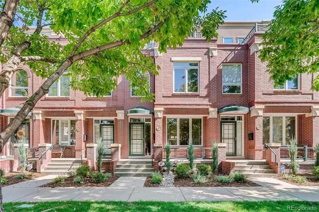 18 S Monroe Street, Denver, CO 80209 (#7525285) :: Real Estate Professionals