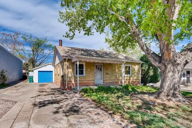 3835 Kendall Street, Wheat Ridge, CO 80033 (#7525647) :: HergGroup Denver