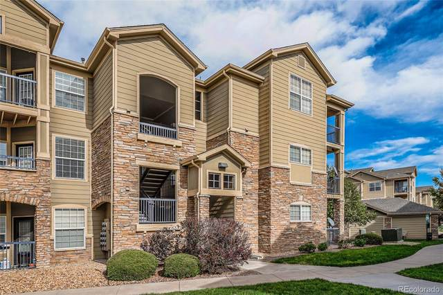 17346 Nature Walk Trail #302, Parker, CO 80134 (#7525974) :: The Griffith Home Team