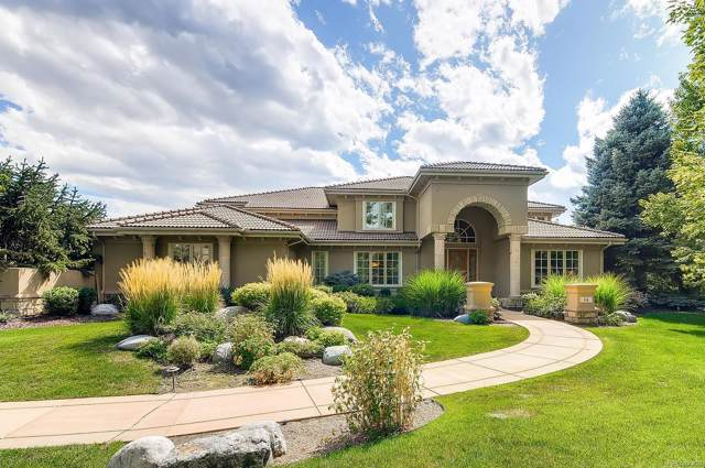 16 Foxtail Circle, Englewood, CO 80113 (#7526138) :: Colorado Home Finder Realty