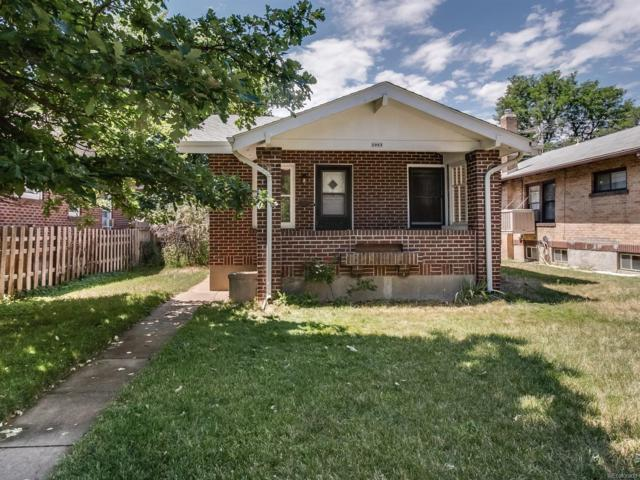 2063 S Sherman Street, Denver, CO 80210 (#7526152) :: Thrive Real Estate Group