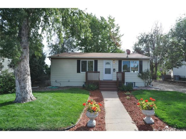 3730 S Grove Street, Sheridan, CO 80110 (#7526282) :: ParkSide Realty & Management