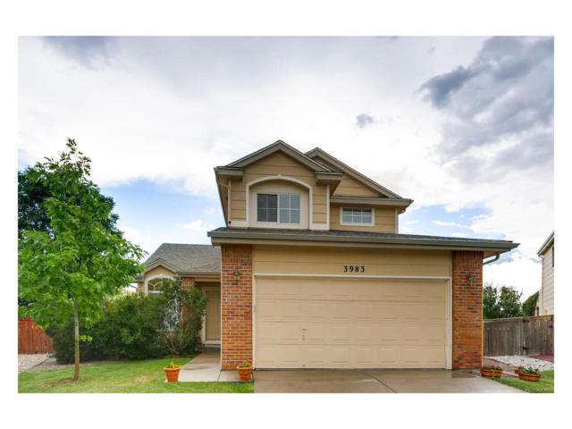 3983 Garnet Place, Highlands Ranch, CO 80126 (MLS #7526568) :: 8z Real Estate