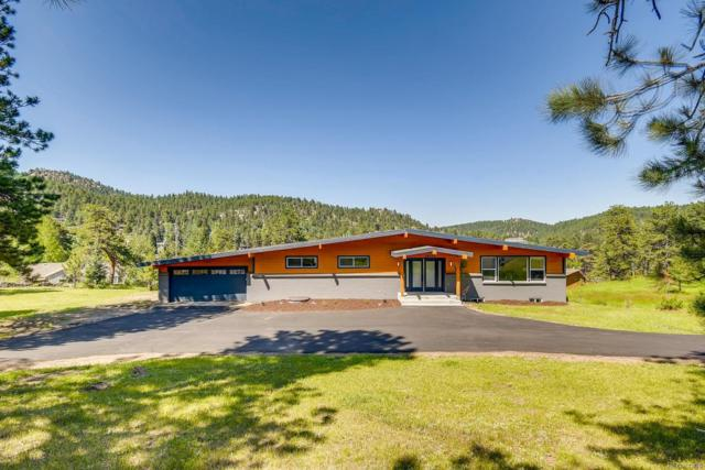 28089 Pine Drive, Evergreen, CO 80439 (#7526618) :: The DeGrood Team