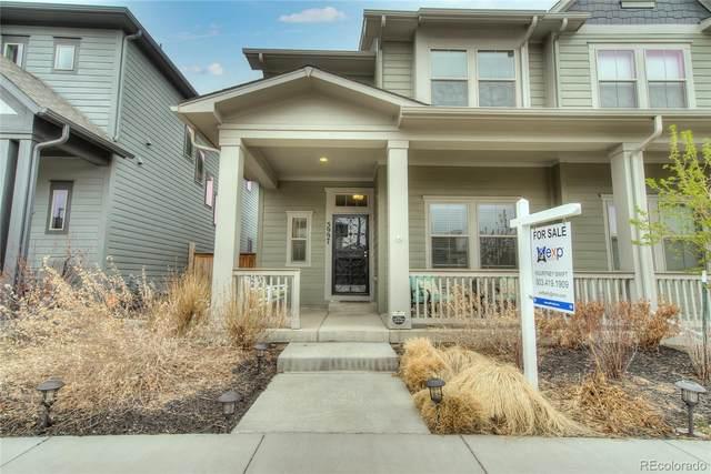 5997 Boston Street, Denver, CO 80238 (#7526943) :: The Griffith Home Team
