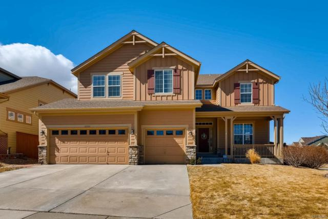 11593 S Tumble Brush Street, Parker, CO 80134 (#7527228) :: The Peak Properties Group