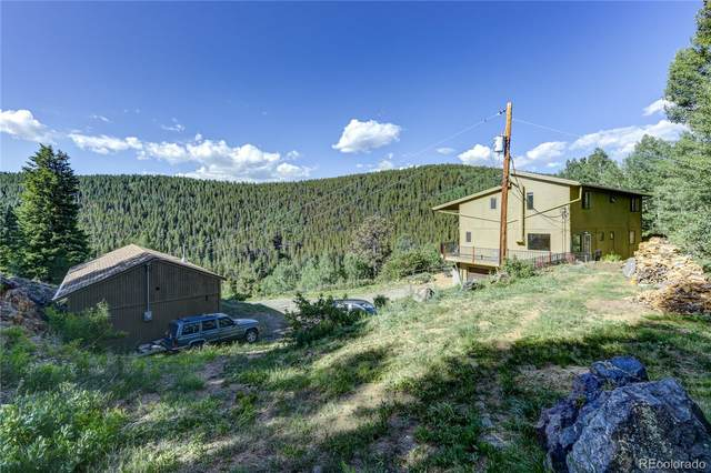 1170 Apex Valley Road, Black Hawk, CO 80422 (MLS #7527896) :: 8z Real Estate