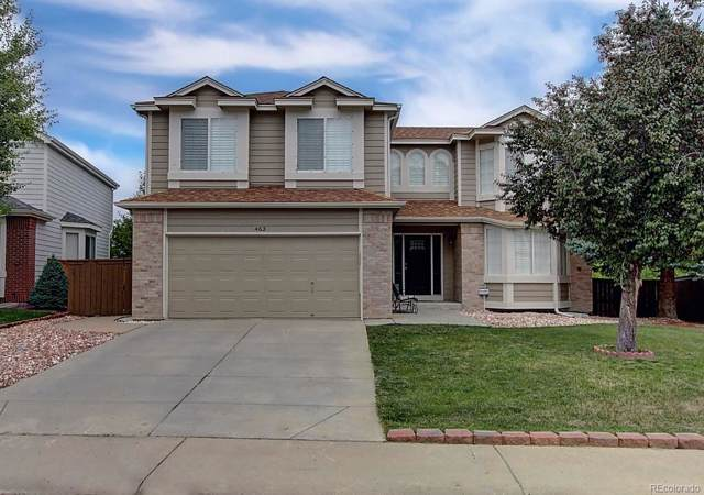 463 Bexley Lane, Highlands Ranch, CO 80126 (#7527968) :: The Dixon Group