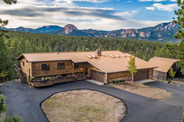 2973 Nova Road, Pine, CO 80470 (#7528030) :: The DeGrood Team