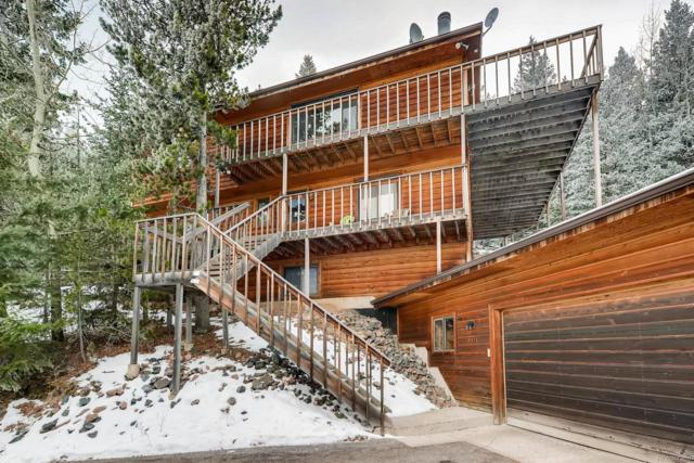 8325 S Doubleheader Ranch Road, Morrison, CO 80465 (#7528267) :: The Umphress Group