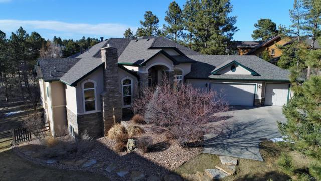 5063 Fox Sparrow Road, Parker, CO 80134 (#7528364) :: The Peak Properties Group