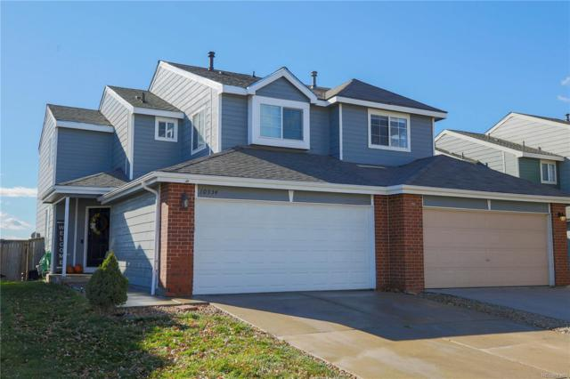 10934 E 96th Place, Commerce City, CO 80022 (#7528499) :: The Peak Properties Group