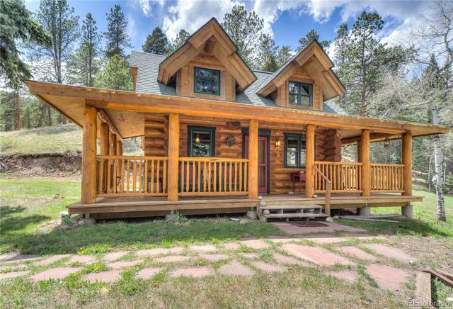 13515 S Baird Road, Conifer, CO 80433 (MLS #7528563) :: 8z Real Estate