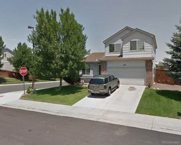 9914 Stonebriar Lane, Parker, CO 80134 (MLS #7528607) :: Bliss Realty Group