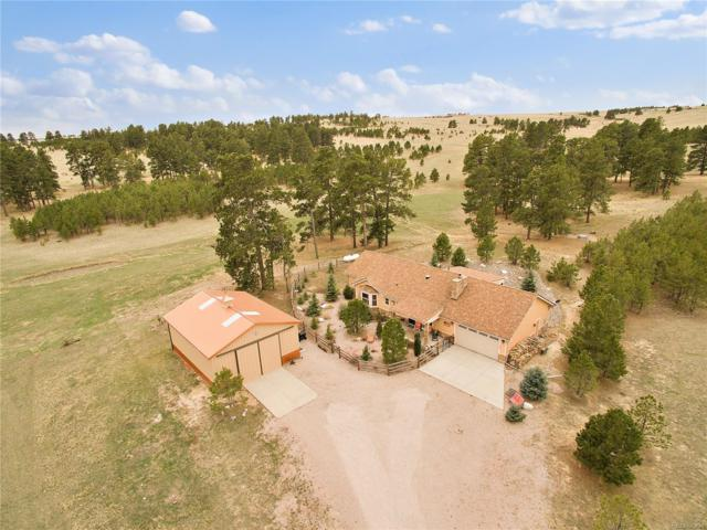 3550 County Road 132, Elizabeth, CO 80107 (#7528981) :: The DeGrood Team