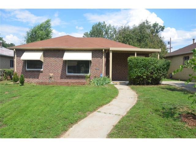 2972 Magnolia Street, Denver, CO 80207 (MLS #7529108) :: 8z Real Estate