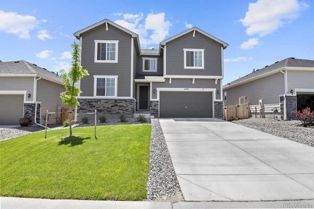 3702 White Rose Loop, Castle Rock, CO 80108 (#7529362) :: Kimberly Austin Properties