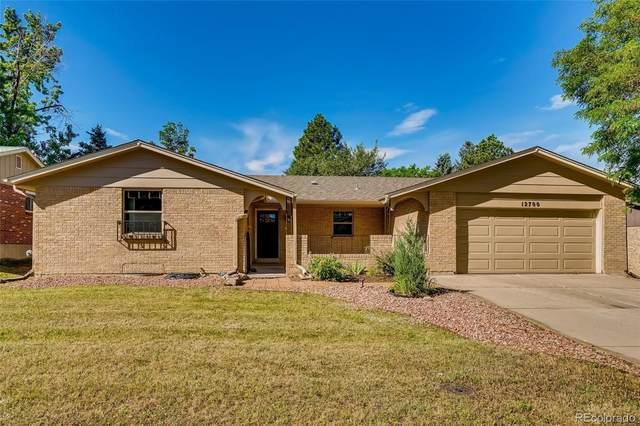 12700 E Kentucky Place, Aurora, CO 80012 (MLS #7529443) :: 8z Real Estate