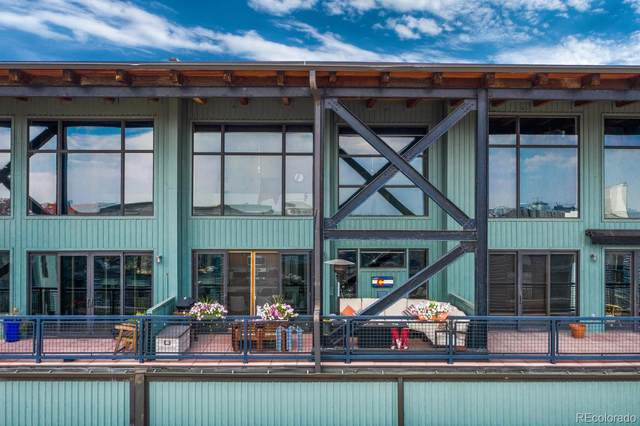 2960 Inca Street #504, Denver, CO 80202 (#7529461) :: Bring Home Denver with Keller Williams Downtown Realty LLC