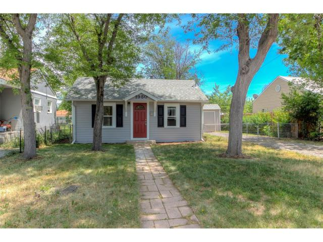 1950 Verbena Street, Denver, CO 80220 (#7530000) :: Aspen Real Estate