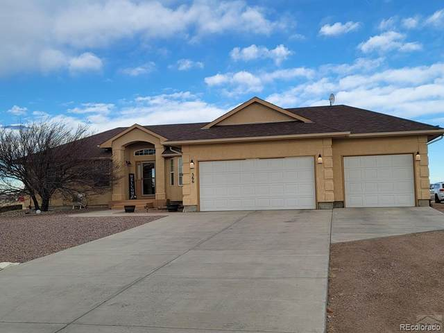 566 N Matt Drive, Pueblo West, CO 81007 (#7530480) :: The Healey Group