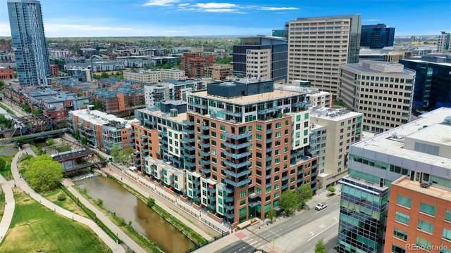 1401 Wewatta Street #306, Denver, CO 80202 (#7530484) :: Bring Home Denver with Keller Williams Downtown Realty LLC