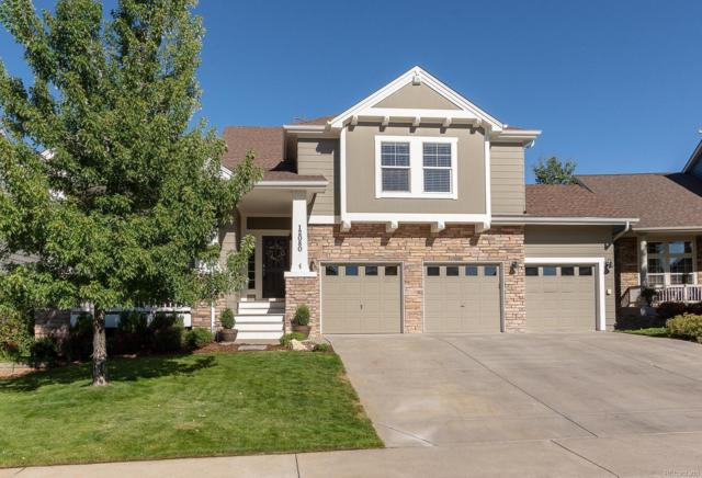 12080 Song Bird Hills Street, Parker, CO 80138 (#7530840) :: The DeGrood Team