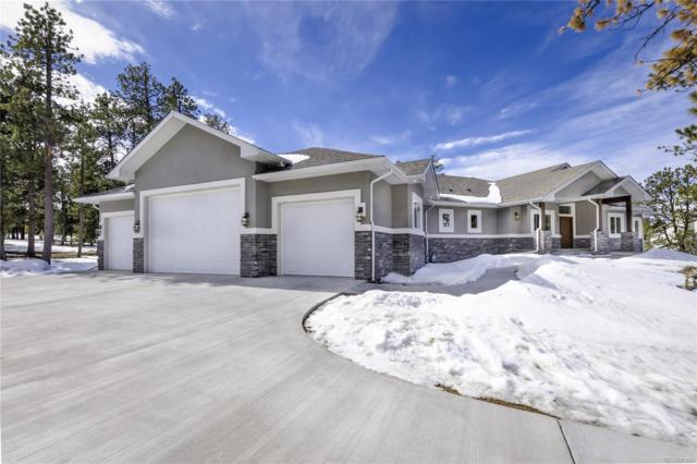 18536 Wetherill Road, Monument, CO 80132 (MLS #7531264) :: 8z Real Estate