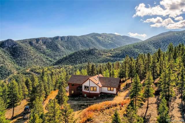 108 Lost Mine Lane, Idaho Springs, CO 80452 (#7531268) :: Own-Sweethome Team