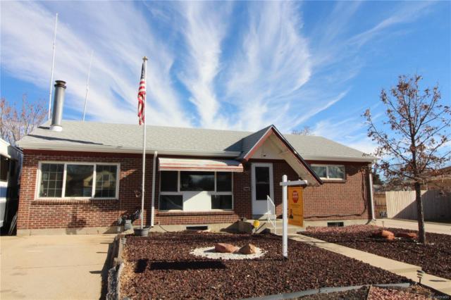 1445 Regina Lane, Northglenn, CO 80233 (#7531277) :: The Peak Properties Group