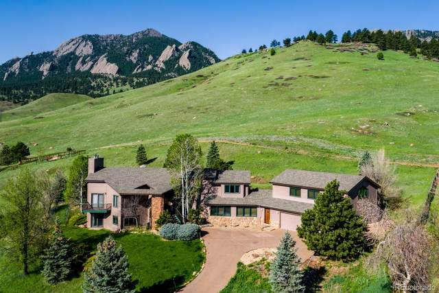2100 Goddard Place, Boulder, CO 80305 (MLS #7531299) :: The Sam Biller Home Team